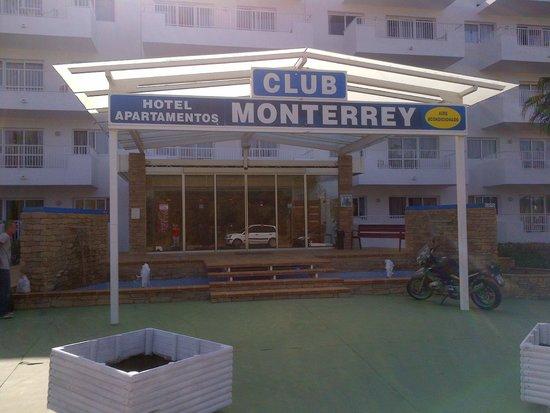Apartahotel Monterrey: Hotel