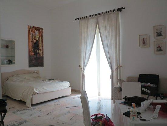B&B Palazzo Ruffo di Bagnara: The room
