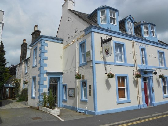 The Selkirk Arms Bar, Bistro and Restaurant: Selkirk Arms Hotel, Kirkcudbright