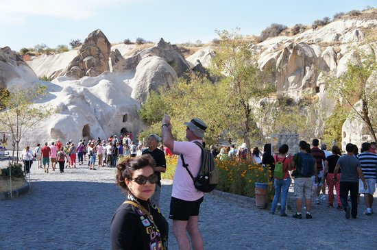 Cappadocia Art & History Museum: SHOW DE MUSEU !
