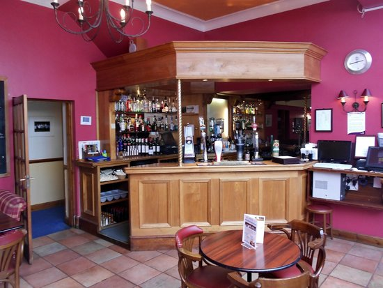 The Selkirk Arms Bar, Bistro and Restaurant: Lounge Bar at Selkirk Arms Hotel