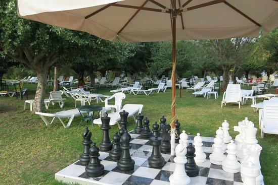 schach hotel