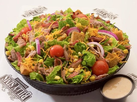 Billy Sims BBQ : Schooner Salad