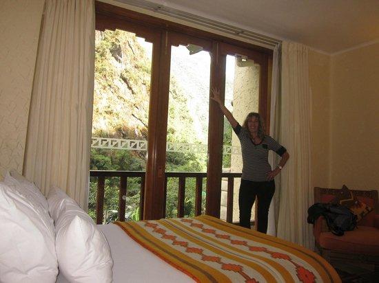 SUMAQ Machu Picchu Hotel: HABITACION