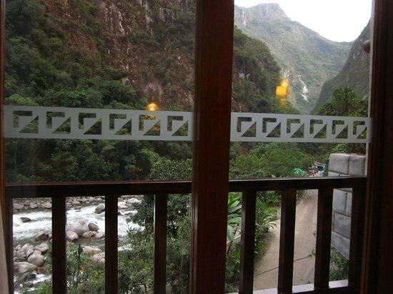 SUMAQ Machu Picchu Hotel : DESDE MI HABITACION