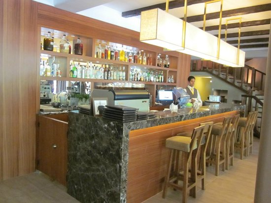 SUMAQ Machu Picchu Hotel: BAR