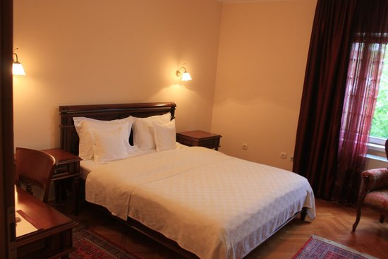 Garni Hotel Andjelika: Double bed