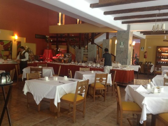 SUMAQ Machu Picchu Hotel : COMEDOR