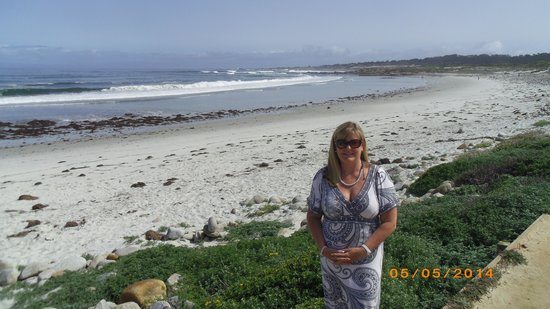 17-Mile Drive: gorgeous beaches