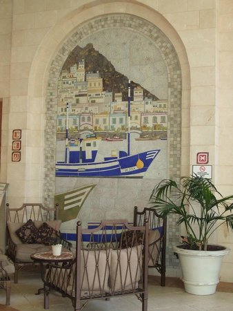 Cordial Mogan Playa: foyer