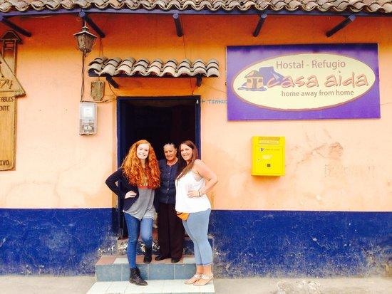 Casa Aida : Me, Jade & Aida