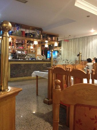 Hong Kong: Interior del restaurante 1