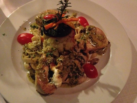 The Olive Tree: chicken breast
