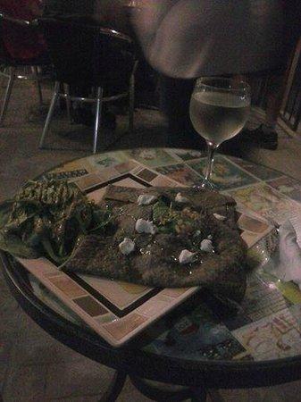 Le Pinche Francés: Chèvre miel et vin blanc, un délice !