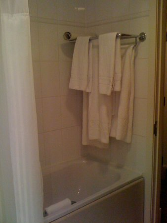 Hilton London Angel Islington : Bagno