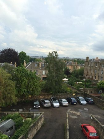 Kingsway Guest House: View