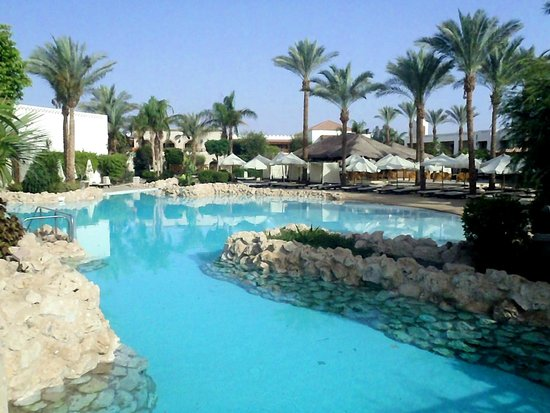 Ghazala Gardens Hotel: Pool Area
