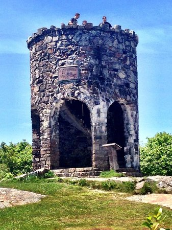 Mount Battie : Tower