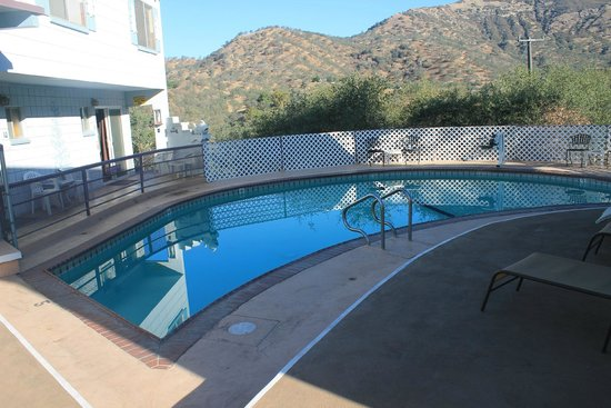 Sierra Lodge: the filters pool doesn´t work