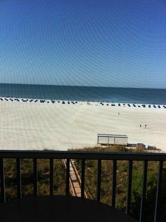GullWing Beach Resort : sprawling beachfront
