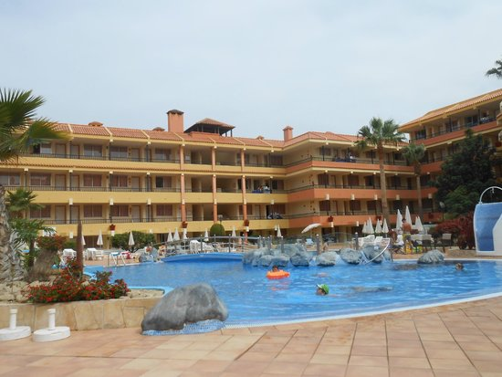 HOVIMA Jardin Caleta : pool area