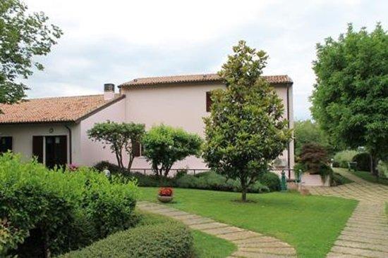 Bed and Breakfast Villa Beatrice: Garden...