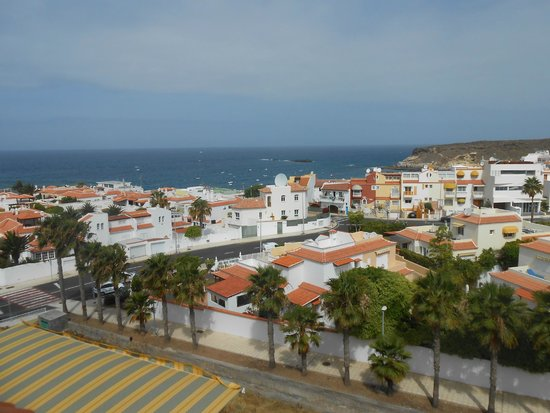 View from roof terrace picture of hovima jardin caleta for Jardin la caleta
