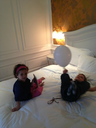 Hotel Hermitage Monte-Carlo : Gifts