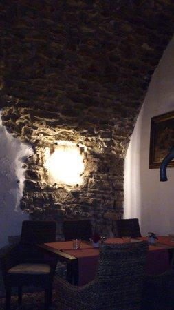 Hotel Lippert : Salle du bas du restaurant