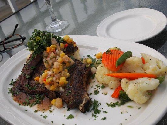 Chena's Alaskan Grill: Steak