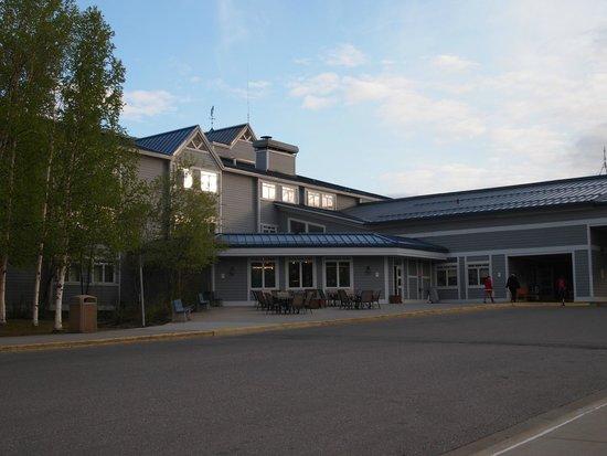 Fairbanks Princess Riverside Lodge: Hotel