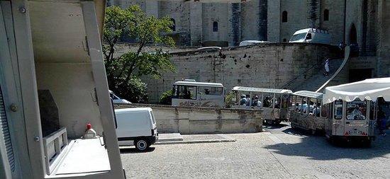 Petit Train Avignon: Le train d'Avignon