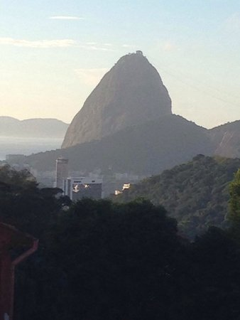 Rio Palazzo: Blick von der Terrasse