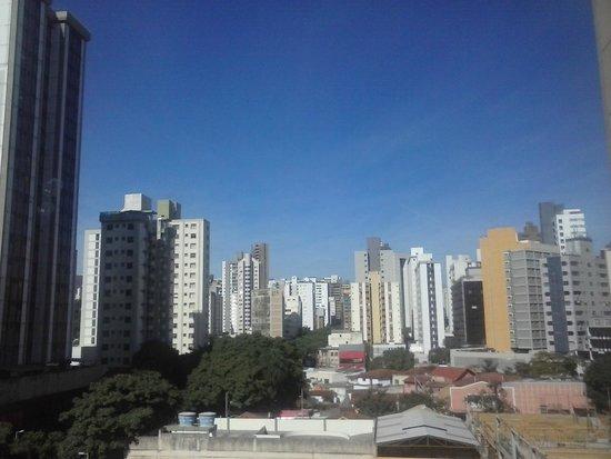 Ibis Styles Belo Horizonte Minascentro: Vista ampla sem obstáculos