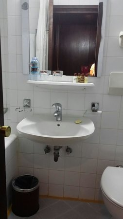basic bathrooms. Sheraton Kampala Hotel: Extremely Basic Bathrooms. I Have Been Many Times In Different Rooms Bathrooms
