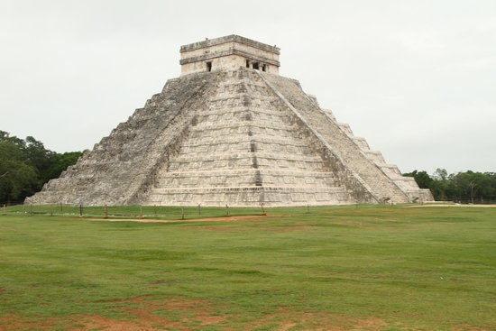 The Lodge at Chichen Itza: Chichen Itza without tourists
