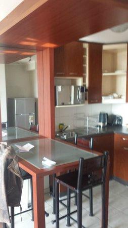 Chileapart.com: Cozinha equipada
