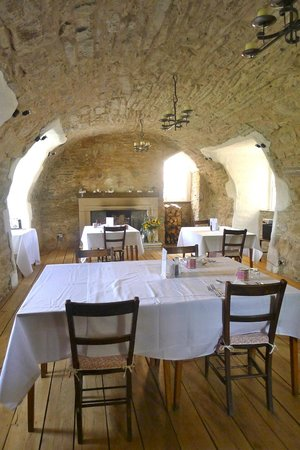 Duchray Castle: Dining Room