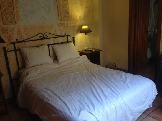 Abadia Hotel Granada : Double room