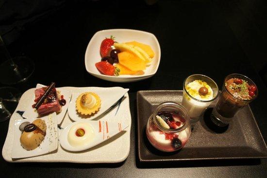 Midori: sobremesas