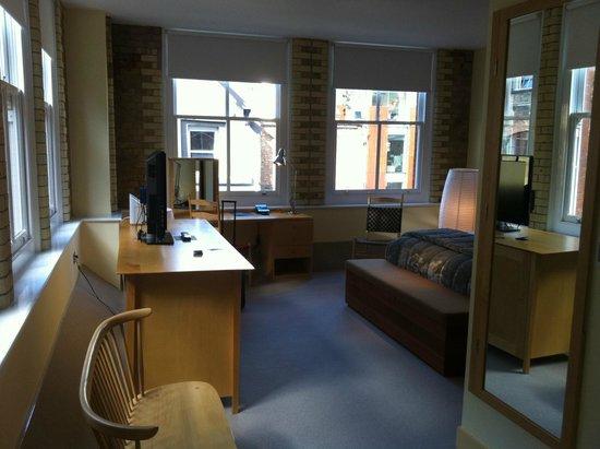 Boundary Rooms & Suites: Härligt rum
