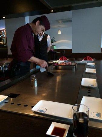 Hokkaido: Perfectionist Chef!