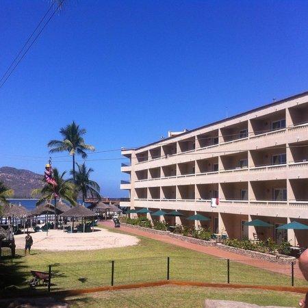 Hotel Playa Mazatlan: en la Tiroleza