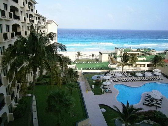 Emporio Hotel & Suites Cancún: Una vista magnífica