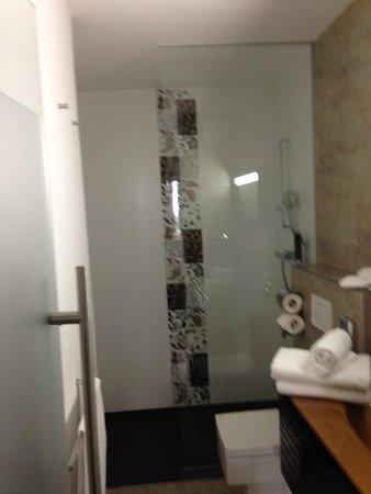 Hotel Am Dom: Shower