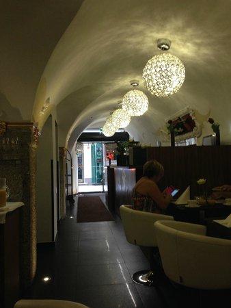 Hotel Am Dom: Reception