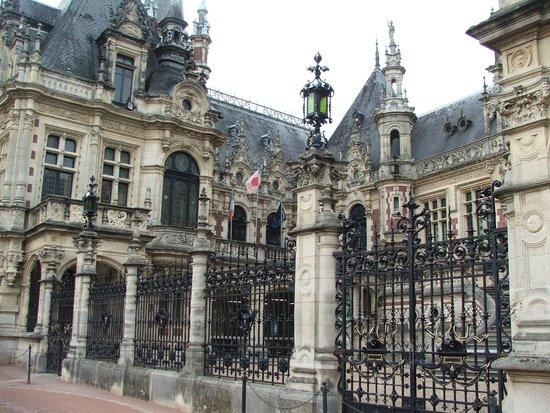 Palais Bénédictine : palace