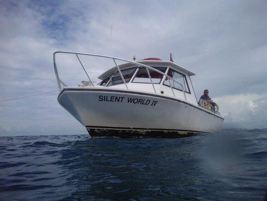 Silent World Dive Center: Silent World IV