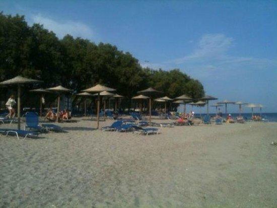 Lakitira Resort & Village: spiaggia