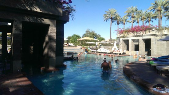 Hyatt Regency Scottsdale Resort and Spa at Gainey Ranch : Adult Pool